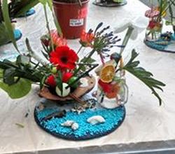 Cours d'art florale